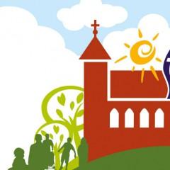 Plakatmotiv Gemeindefest