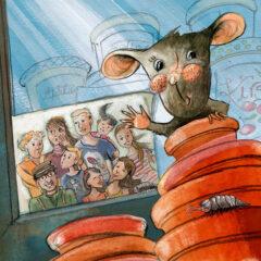 Mäuse-Geschichte